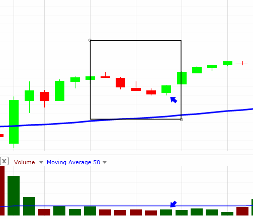 PVT - Price Action Trading Example